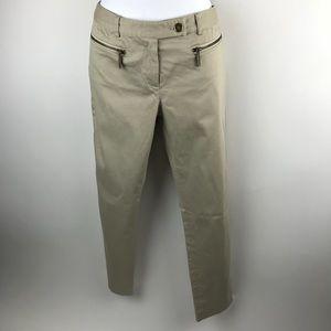 Michael Kors Crop Capri Ankle Pants Size 6